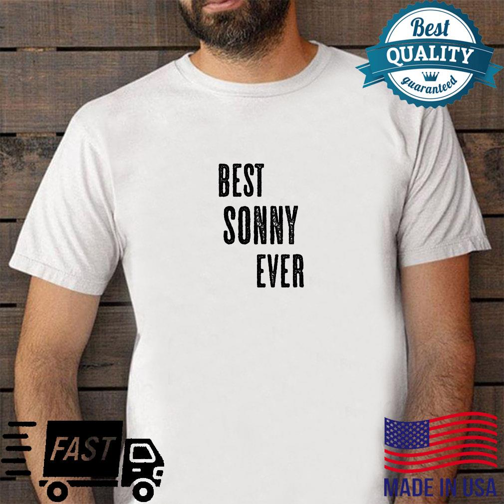 BEST SONNY EVER Cute Name Shirt